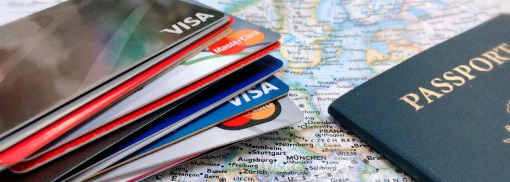 Kreditkort på resan
